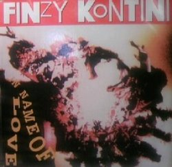 画像1: $ FINZY KONTINI / IN THE NAME OF LOVE (FZR-004) 少々折/PS