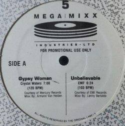 画像1: Various / Mega-Mixx Issue 5 バラ売り