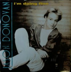 画像1: Jason Donovan / I'm Doing Fine  未 YYY143-2085-5-15