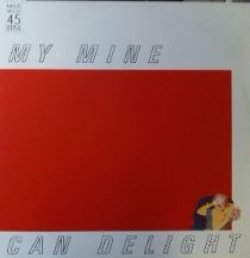 画像1: $$ My Mine / Can Delight (INT 125.550) 赤白PS YYY205-3048-4-5