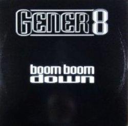 画像1: $ GENER 8 / BOOM BOOM DOWN (TM 078) ジャケ付 スレ Y30+