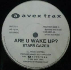 画像1: STARR GAZER / ARE U WAKE UP? (AVEX 1) 残少 未