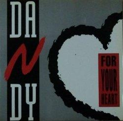 画像1: Dandy / For Your Heart (FL 8436 ) ジャケ剥げ 未
