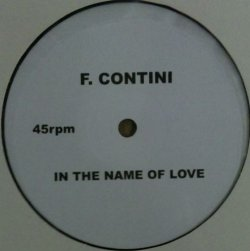 画像1: FINZY KONTINI / IN THE NAME OF LOVE REMIX c/w Lonnie Gordon 未 YYY191-2877-21-21