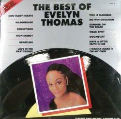 画像1: Evelyn Thomas / The Best Of Evelyn Thomas (2LP) YYY194-2914-6-7