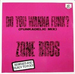 画像1: Zone Bros / Do You Wanna Funk? / Funk The House 未 B4146