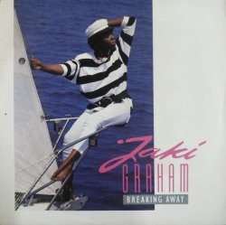 画像1: %% Jaki Graham ‎/ Breaking Away (7inch) JAKI 8 ラスト 未