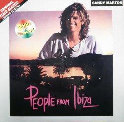 画像1: Sandy Marton / Fun Fun – People From Ibiza / Happy Station 残少 B4176 未