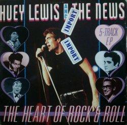 画像1: Huey Lewis And The News / The Heart Of Rock & Roll (5・TRACK EP) 残少 未 B4235