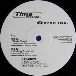 画像1: $$ Mr. M / Radio Tokyo (Extended Mix) V.A.6曲 (AV35/2002) EEE10+