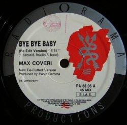 画像1: $ Max Coveri / Bye Bye Baby (Re-Edit) RA 88.06 EEE4