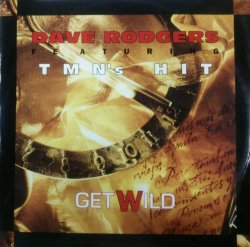 画像1: $$ Dave Rodgers Featuring TMN's Hit ‎/ Get Wild (Abeat 1065) EEE2
