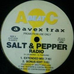 画像1: $$ Salt & Pepper / Radio (AVJT-2239) EEE3