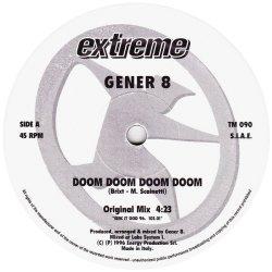 画像1: $$ Gener 8 / Doom Doom Doom Doom Y70