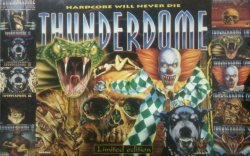 画像1: $$ Various / Thunderdome - Hardcore Will Never Die (Box Set, Limited Edition) 未開封 YYY0-465-1-1