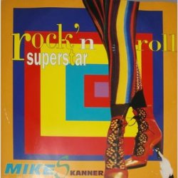 画像1: $ Mike Skanner / Rock'n Roll Superstar (ABeat 1091) EEE5