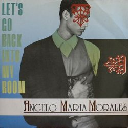 画像1: $ Angelo Maria Morales / Let's Go Back To My Room (RA 20/91) EEE5