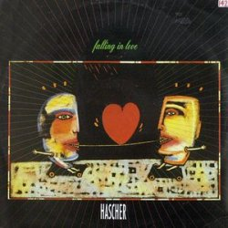 画像1: $ Hascher / Falling In Love   (WEM 5007) スレ EEE10
