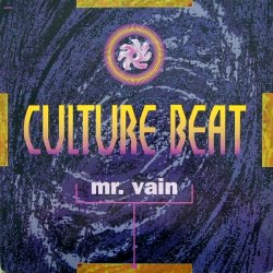 画像1: $ Culture Beat / Mr. Vain (659468 6) UK & Europe YYY239-2656-6-6