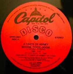 画像1: %% A Taste Of Honey / Boogie Oogie Oogie / Rescue Me (SPRO-8821) YYY246-2810-1-2