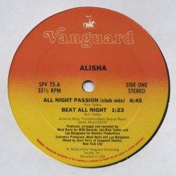 画像1: %% Alisha / All Night Passion (SPV 72) Y2