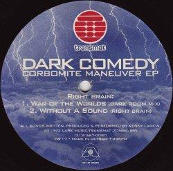画像1: $$ Dark Comedy / Corbomite Maneuver EP (MS-17 MS-18) YYY236-3258-6-7