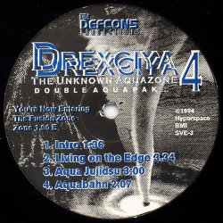画像1: $$ Drexciya – Drexciya 4 - The Unknown Aquazone - Double Aquapak ... (SVE-3) YYY239-3296-9-10