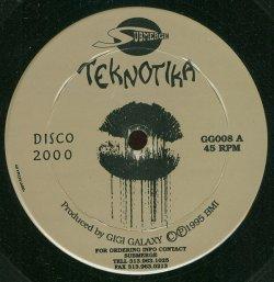 画像1: $ Gigi Galaxy / Disco 2000 (GG008) YYY240-3299-10-16全 後程済