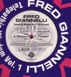 画像1: $ Fred Giannelli / Telepathic Wisdom Vol. 1 (Superstition 2025DLP) 2枚組 YYY239-3293-3-3