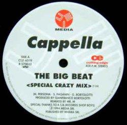 画像1: $ Cappella / The Big Beat / Don't Be Proud (Special Crazy Mix) CTJT-6019 YYY300-3759-4-4