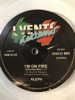 画像3: Aleph / I'm On Fire (VAM 20.20) 新作ジャケ付 Y4 【2/22少量入荷】