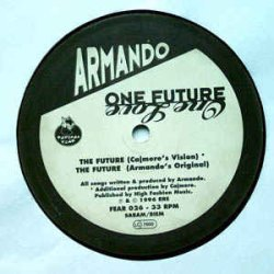 画像1: $$ Armando / One Love One Future (FEAR 026) YYY319-4048-12-12