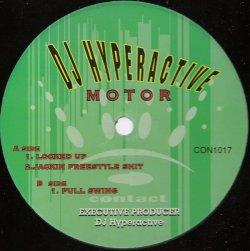 画像1: $$ DJ Hyperactive / Motor (CON1017) YYY322-4078-8-8