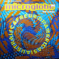 画像1: $$ Mijk Van Dijk Presents Microglobe / Afreuropamericasiaustralica - The Album (MFS 7055-1) YYY326-4135-7-7