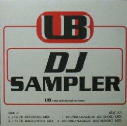 画像1: UB / DJ SAMPLER * I-TE-TE DOUNIKANARISOU