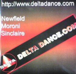 画像1: $$ NEWFIELD MORONI SINCLAIRE / DELTA DANCE.COM (DELTA 1071) 美 EEE3F