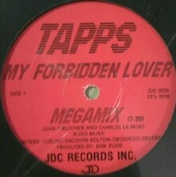 画像1: TAPPS / MY FORBIDDEN LOVER 12inch