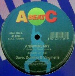 画像1: $$ DAVE,DOMINO&VIRGINELLE / ANNIVERSARY (ABeat 1264) EEE20+ 4F