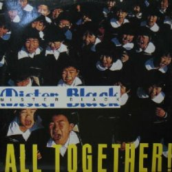 画像1: $ MISTER BLACK / ALL TOGETHER (ARD 1105) EEE20+