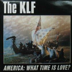 画像1: $$ THE KLF / AMERICA: WHAT TIME IS LOVE? (Indisc盤) DID 128344 Y10枚