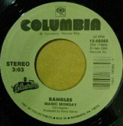 画像1: Bangles / Manic Monday (7inch) 未