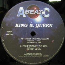 画像1: $$ KING&QUEEN / FLY INTO THE MOONLIGHT (VEJT-89160) EEE25