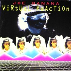 画像1: $ JOE BANANA / VIRTUAL REACTION (HRG 135) 美