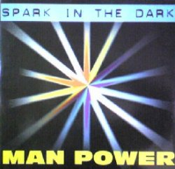 画像1: $$ MAN POWER / SPARK IN THE DARK (DELTA 1052) EEE3F