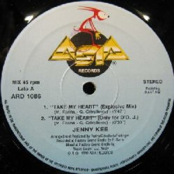 画像1: JENNY KEE / TAKE MY HEART