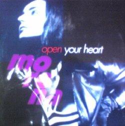 画像1: $$ MORENA / OPEN YOUR HEART (TRD 1199) 汚 EEE40