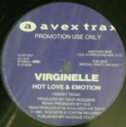 画像1: VIRGINELLE / HOT LOVE & EMOTION * I.S.D. * SPECIAL CRAZY (中古)
