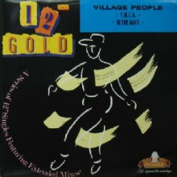 画像1: VILLAGE PEOPLE / Y.M.C.A. (OG 4091) YYY134-1997-7-8
