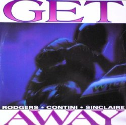 画像1: $ Rodgers, Contini & Sinclaire / Get Away (DOUB 1007) EEE5+