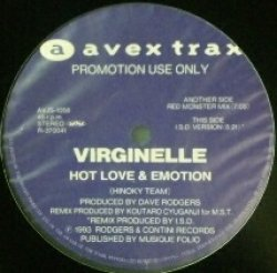 画像1: VIRGINELLE / HOT LOVE & EMOTION * RED MONSTER * I.S.D. (中古)